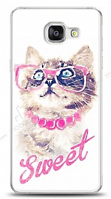 Samsung Galaxy A5 2016 Sweet Cat Kılıf