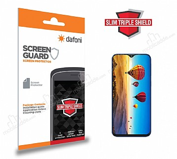 Dafoni Samsung Galaxy A80 Slim Triple Shield Ekran Koruyucu