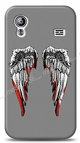 Dafoni Samsung Galaxy Ace S5830 Bloody Angel Kılıf