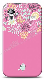 Dafoni Samsung Galaxy Ace S5830 Lovely Bird K�l�f