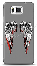 Dafoni Samsung Galaxy Alpha Bloody Angel K�l�f