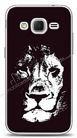 Samsung Galaxy Core Prime Black Lion Kılıf