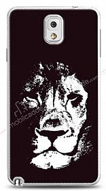 Dafoni Samsung Galaxy Note 3 Black Lion Kılıf