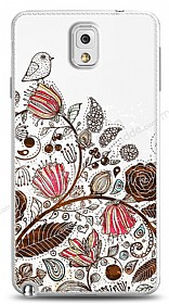 Dafoni Samsung Galaxy Note 3 Draw Bird K�l�f