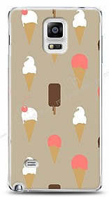 Samsung Galaxy Note 4 Ice Cream Kılıf