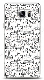 Dafoni Samsung Galaxy Note 5 Cats K�l�f