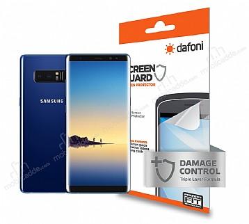 Dafoni Samsung Galaxy Note 8 Ön + Arka Darbe Emici Full Ekran Koruyucu Film