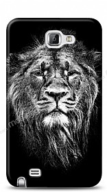 Dafoni Samsung Galaxy Note Black Lion Kılıf