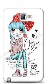 Dafoni Samsung Galaxy Note Cute Chic Kılıf