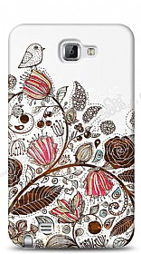 Dafoni Samsung Galaxy Note Draw Bird K�l�f