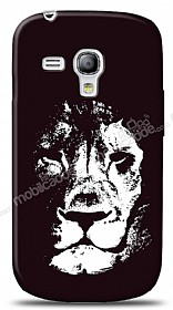 Dafoni Samsung Galaxy S3 mini Black Lion Kılıf