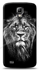 Dafoni Samsung Galaxy S4 Active Black Lion Kılıf