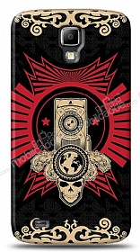 Dafoni Samsung Galaxy S4 Active Skull Nation Kılıf