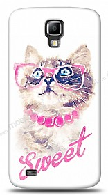 Samsung Galaxy S4 Active Sweet Cat Kılıf