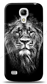 Dafoni Samsung Galaxy S4 mini Black Lion Kılıf