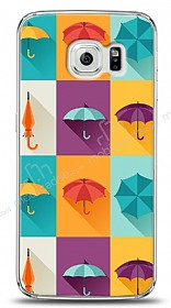 Samsung Galaxy S6 edge Umbrellas Kılıf