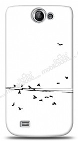 Samsung Galaxy W i8150 Flying Birds Kılıf