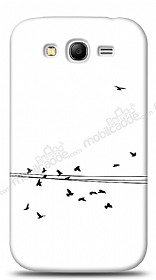 Dafoni Samsung Galaxy Grand Flying Birds K�l�f