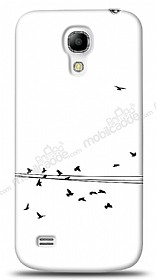 Samsung i9190 Galaxy S4 mini Flying Birds Kılıf