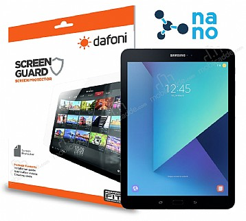 Dafoni Samsung T820 Galaxy Tab S3 9.7 Nano Glass Premium Tablet Cam Ekran Koruyucu