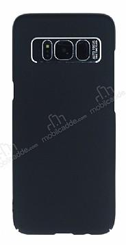Dafoni Shade Samsung Galaxy S8 Kamera Korumalı Siyah Rubber Kılıf