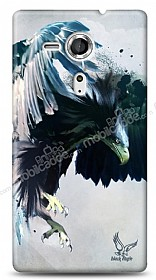 Dafoni Sony Xperia SP Black Eagle K�l�f