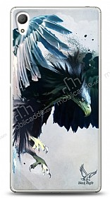 Dafoni Sony Xperia Z3 Plus Black Eagle Kılıf
