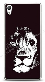 Dafoni Sony Xperia Z3 Plus Black Lion Kılıf