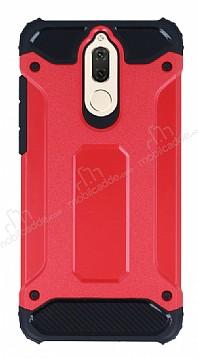 Dafoni Tough Power Huawei Mate 10 Lite Ultra Koruma Kırmızı Kılıf