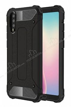 Tough Power Huawei P20 Ultra Koruma Siyah Kılıf