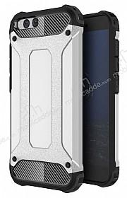 Dafoni Tough Power Xiaomi Mi 6 Ultra Koruma Silver Kılıf