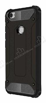 Dafoni Tough Power Xiaomi Redmi Note 5A / 5A Prime Ultra Koruma Siyah Kılıf