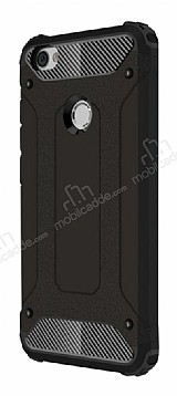 Tough Power Xiaomi Redmi Note 5A / 5A Prime Ultra Koruma Siyah Kılıf
