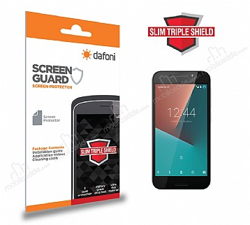 Dafoni Vodafone Smart N8 Slim Triple Shield Ekran Koruyucu