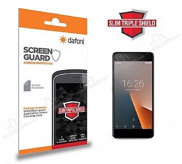 Dafoni Vodafone Smart V8 Slim Triple Shield Ekran Koruyucu