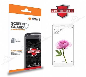 Dafoni Xiaomi Mi Max Slim Triple Shield Mat Ekran Koruyucu
