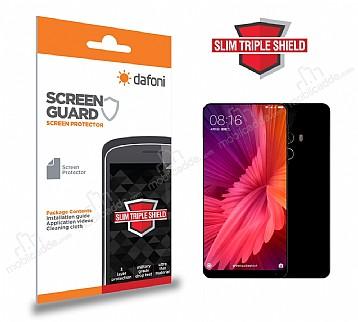 Dafoni Xiaomi Mi Mix 2 Slim Triple Shield Ön + Arka Ekran Koruyucu