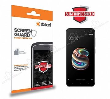 Dafoni Xiaomi Redmi 5 Slim Triple Shield Ekran Koruyucu