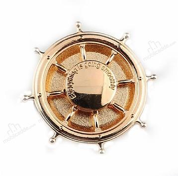 Dümen Metal Gold Yüzük Telefon Tutucu