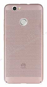 Eiroo Air To Dot Huawei Nova Delikli Rose Gold Rubber Kılıf