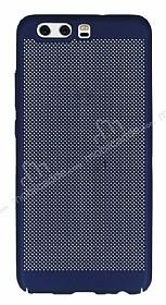 Eiroo Air To Dot Huawei P10 Delikli Lacivert Rubber Kılıf
