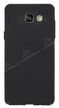 Eiroo Air To Dot Samsung Galaxy A5 2016 Delikli Siyah Rubber Kılıf