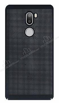 Eiroo Air to Dot Xiaomi Mi 5s Plus Delikli Siyah Rubber Kılıf