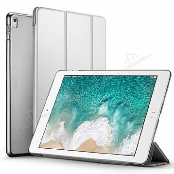 Eiroo Apple iPad Pro 10.5 Slim Cover Gri Kılıf