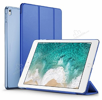 Eiroo Apple iPad Pro 10.5 Slim Cover Mavi Kılıf