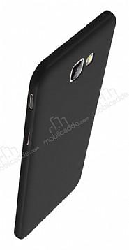 Eiroo Body Thin Samsung Galaxy J7 Prime 360 Derece Koruma Siyah Rubber Kılıf