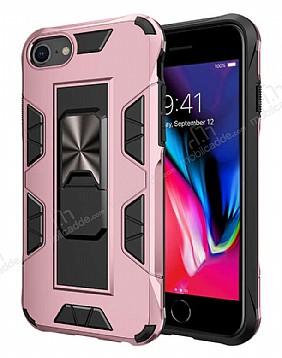 Eiroo Built iPhone SE 2020 Ultra Koruma Rose Gold Kılıf