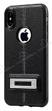 Eiroo Cam Pro iPhone X / XS Standlı Ultra Koruma Kılıf
