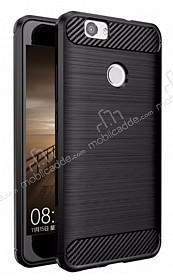 Eiroo Carbon Shield Huawei Nova Ultra Koruma Siyah Kılıf