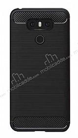 Eiroo Carbon Shield LG G6 Ultra Koruma Siyah Kılıf